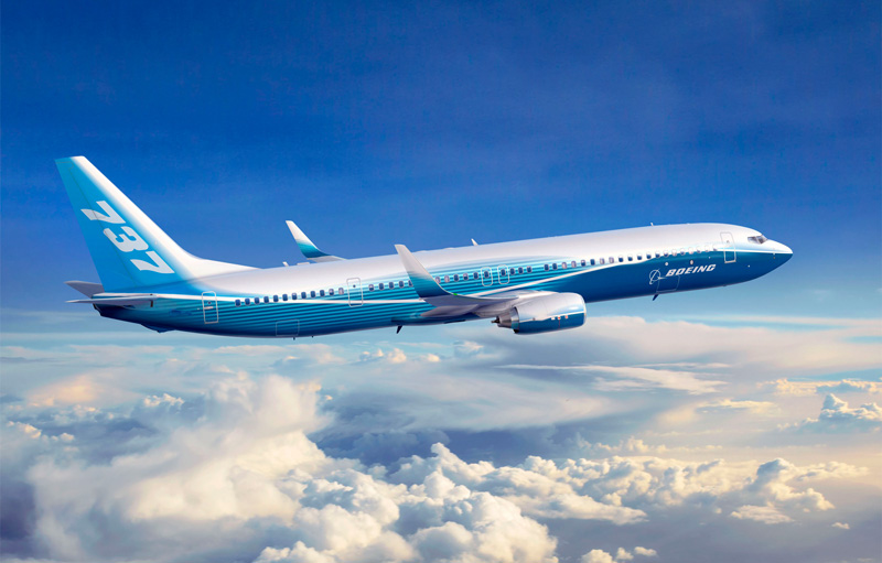 boeing 737 aircraft aviation - photo #2