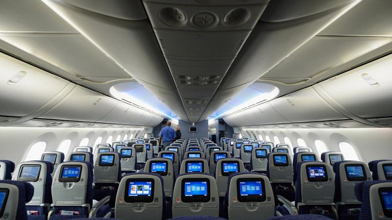 фото boeing dreamliner 787