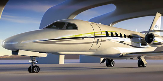 продажа самолета Cessna Citation Latitude Citation Latitude