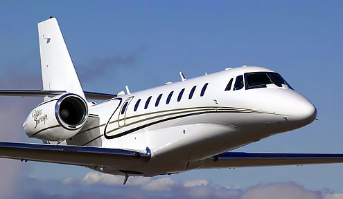 продажа самолета Cessna Citation Sovereign Citation